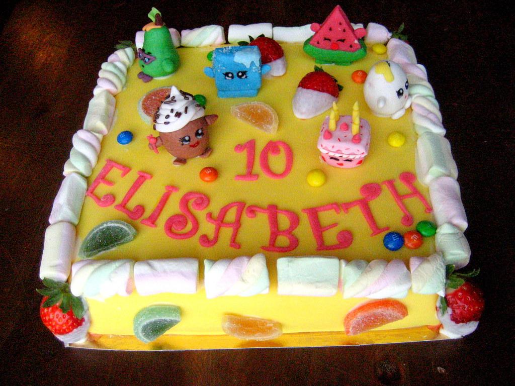 Birthday 2 Kg Cake Images : Shopkinsi tort/ Shopkins cake 1,5 kg Heidi Park Flickr