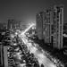 China's Building Boom - Suzhou at night