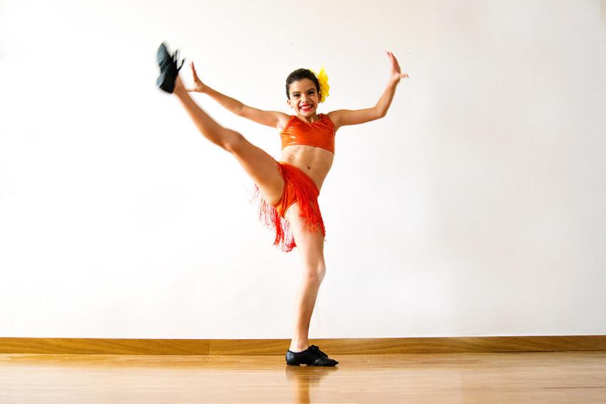 bailando salsa...