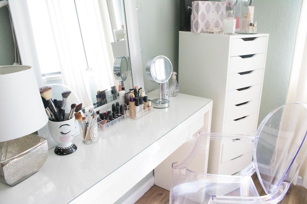 My Makeup Vanity