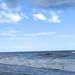 Running Rock Point shore.