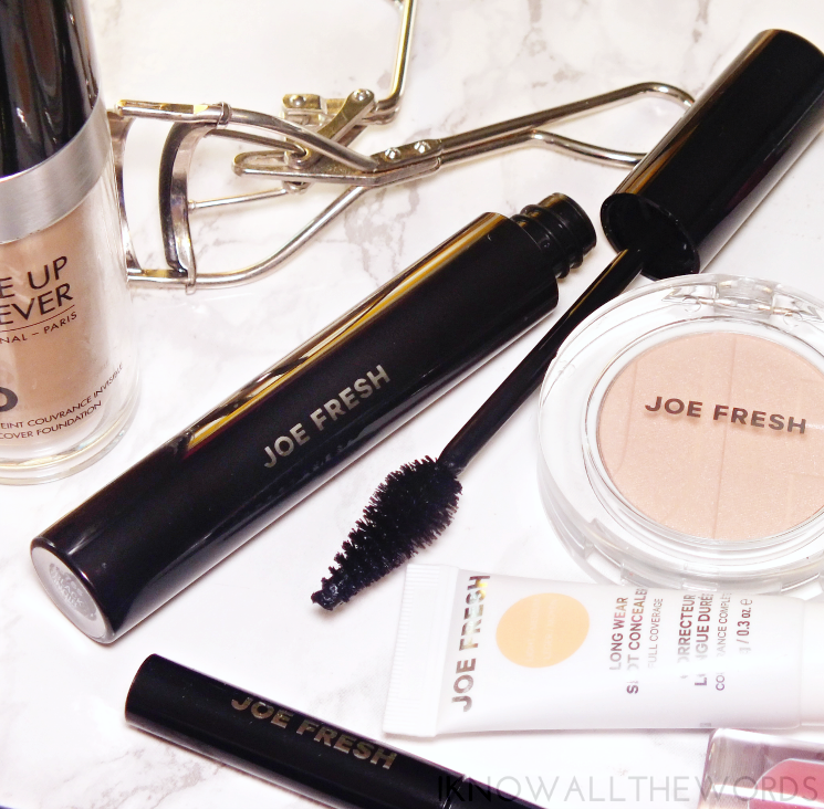 joe fresh beauty lash focus extending mascara