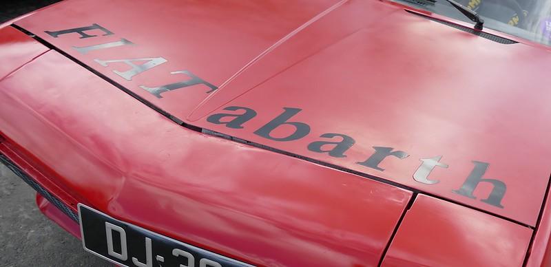 FIAT X1/9 Bertone Abarth - Traversée de Paris Dim 31 Juillet 2016 28408788040_b6a81df388_c