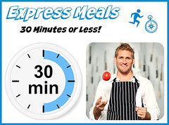Express Meals: 30 Minutes or Less!