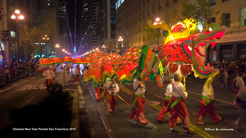 Chinese new year parade san francisco 2015 colorful for Chinese new years parade