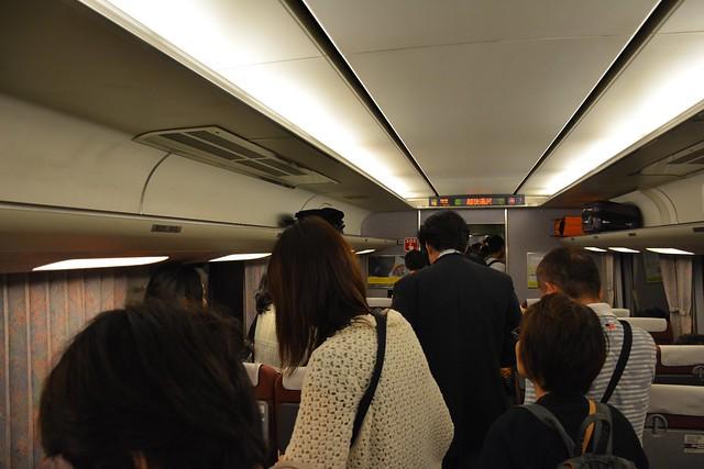 681系はくたか:越後湯沢到着