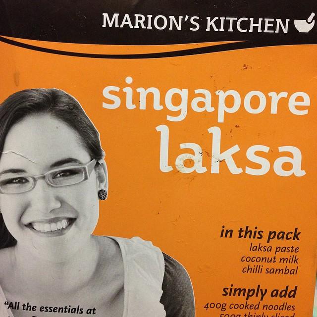 Marion S Kitchen Laksa
