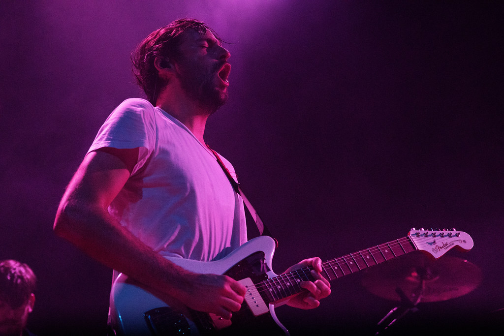 Foals - Denver Concert Photos