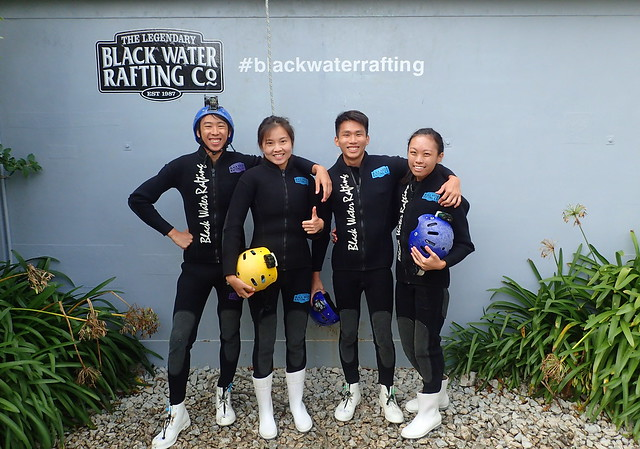 The Legendary Black Water Rafting Company