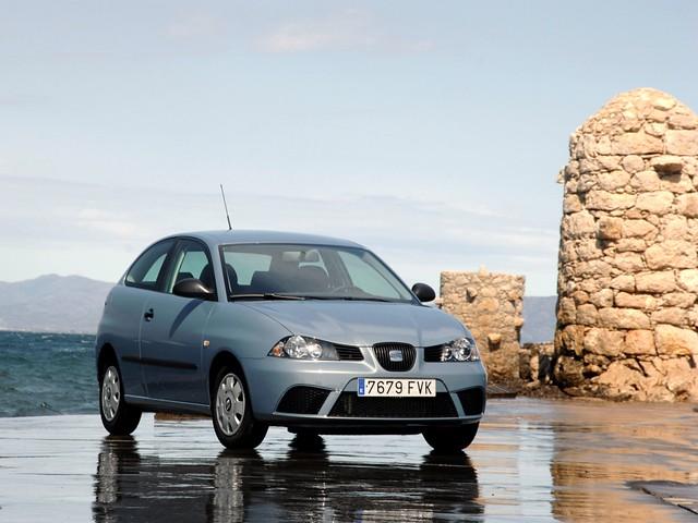 Экономичный хэтчбек Seat Ibiza III Ecomotive. 2007 - 2008 годы