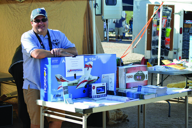 Model Aviation Magazine - September 2016 AMA News District X Bonus Photos