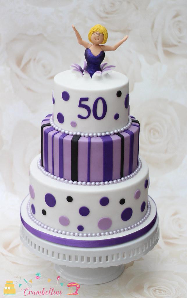 Birthday Cakes For Female Turning