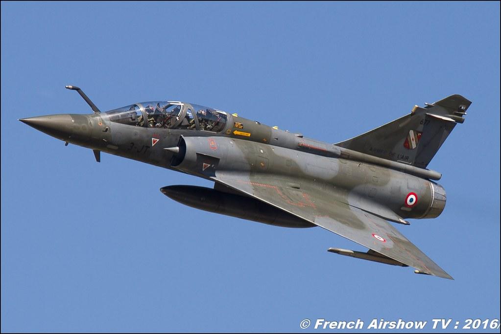 Mirage 2000D , BA-133 Nancy , BA-701 Salon de Provence , Meeting Aerien 2016