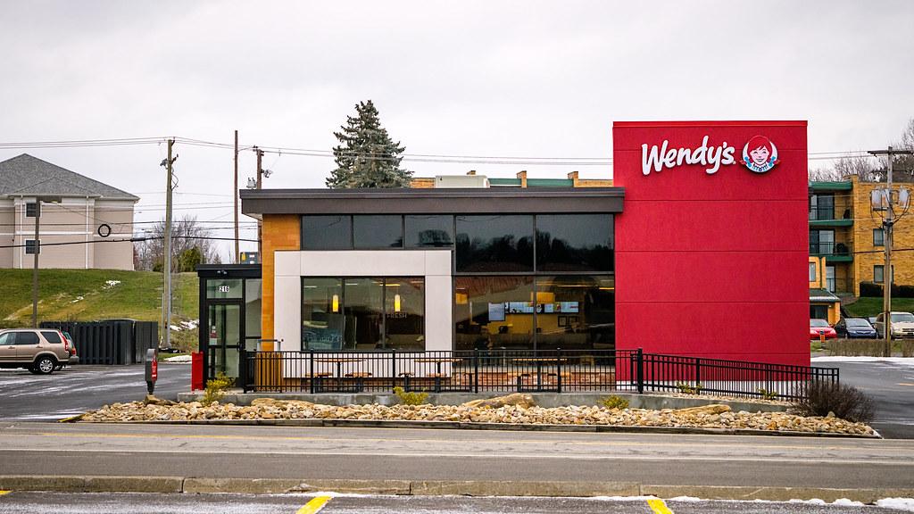 Wendy S Restaurant Highway I  East Syracuse Ny