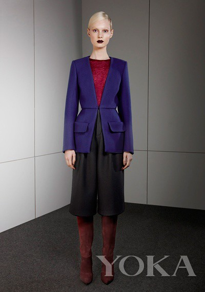 Ports Ports 1961 2013 early autumn series blue suit