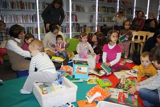 Biblioteca Os Rosales