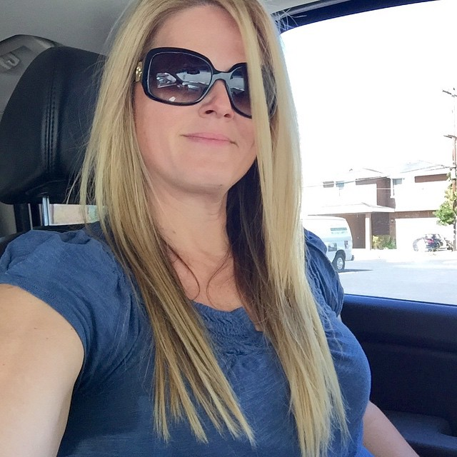 took a little car selfie today after teraraestephens did flickr