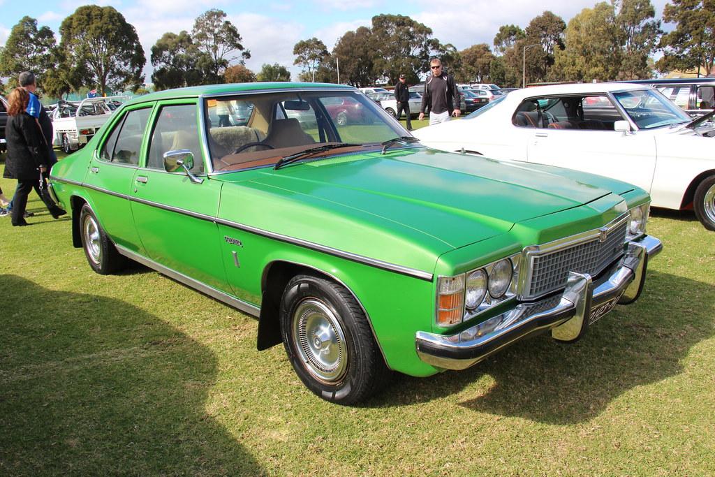 1979 Holden Hz Premier Sedan Super Mint The Hz Holden
