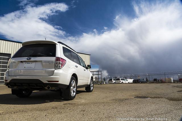 SH Subaru Forester XT