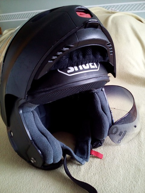 Vendo Casco Shoei Multitec 27041934813_8a4db8944b_z
