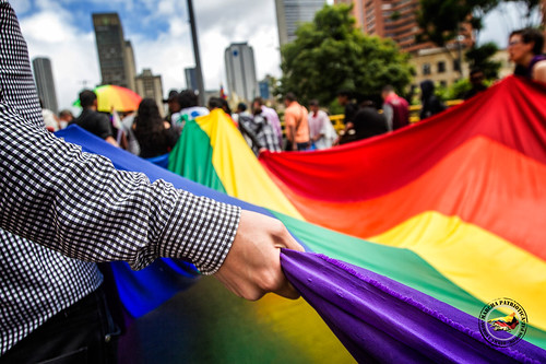 Marcha LGBT Bogotá - 2016