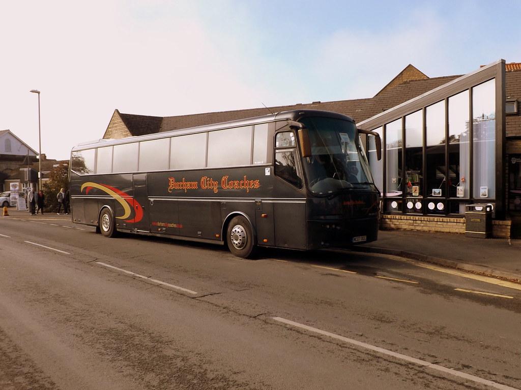 Durham City Bova Futura Mc07 Dcc Seen In Pickering North Flickr