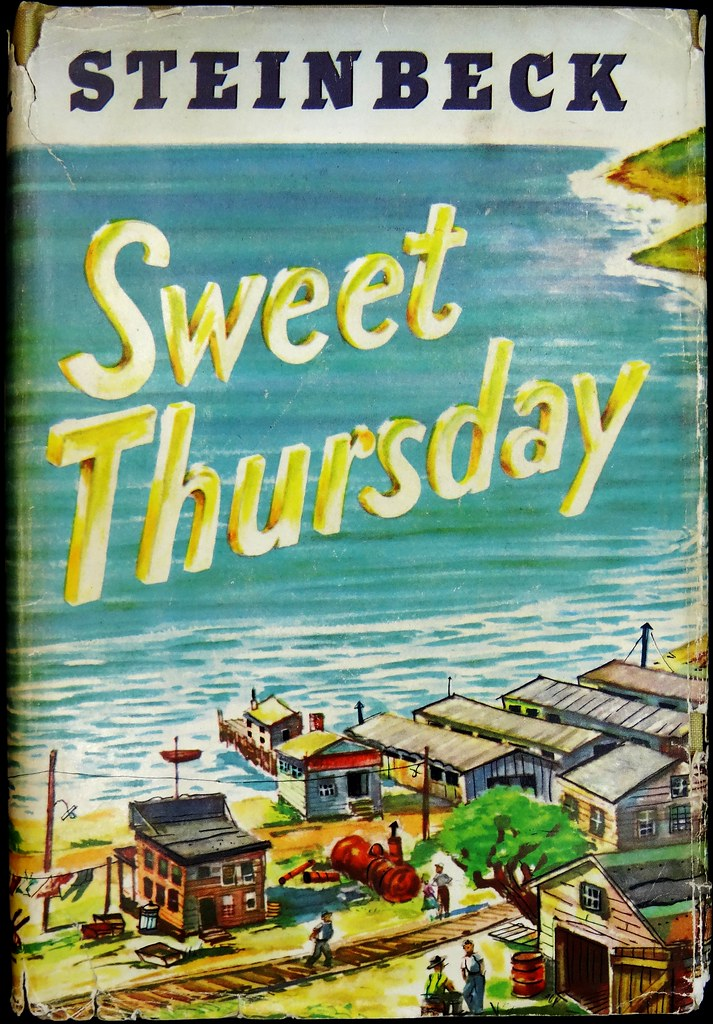 Image result for sweet thursday