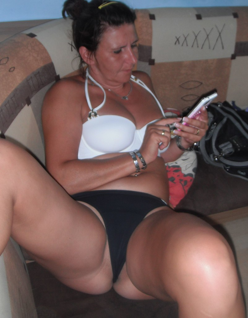 image Horny milf mom from dating website fuck and blowjob Part 4