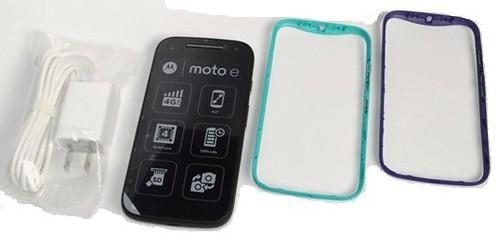 Motorola Moto E Contenido