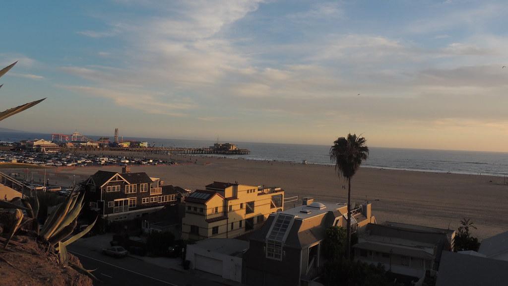 Santa Monica Ocean Beach