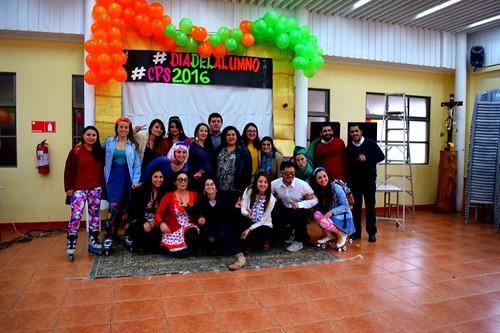 Celebración día del Alumno 2016