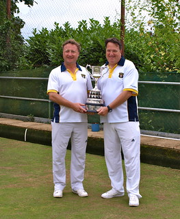 Men's county pairs winners 2016