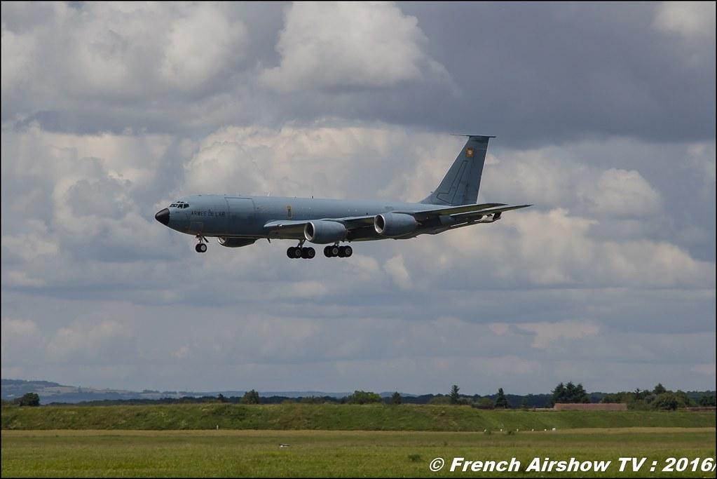 c-135fr ,Meeting de l'air BA-702 Avord , Meeting Aerien Avord 2016 , FOSA , Armée de l'air , Canon Reflex , EOS System