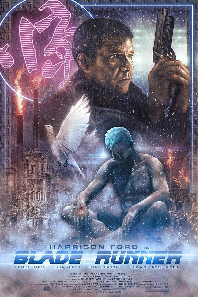 Blade Runner Time to Die by Casey Callender
