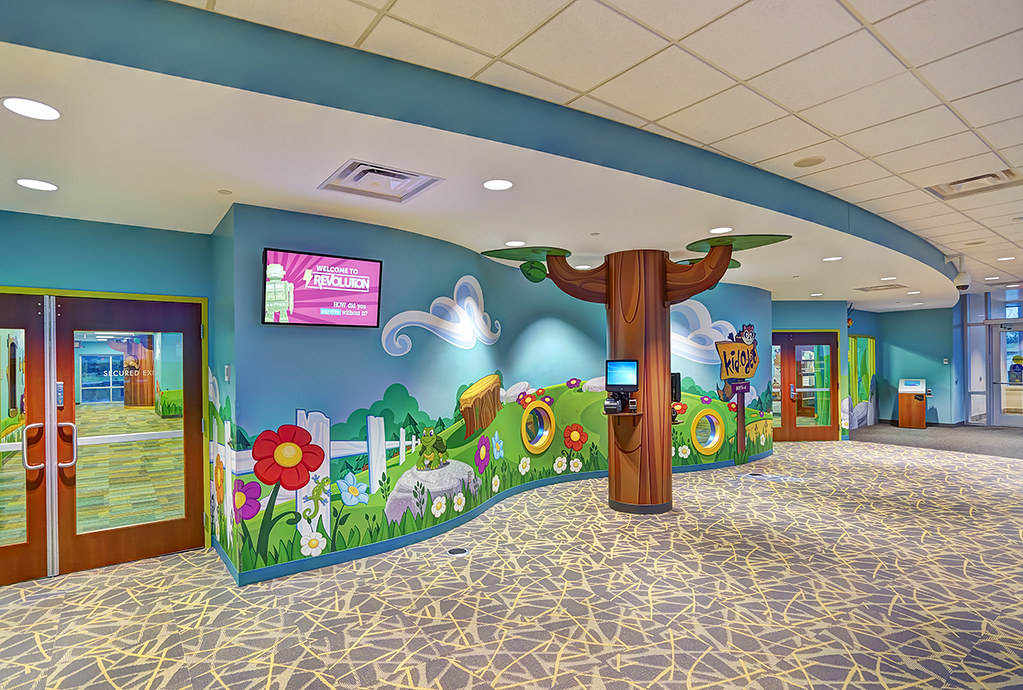 Children S Clubhouse Design