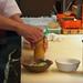 塩水うに: 岩手産ムラサキウニは牛乳瓶に
