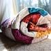 Anna Maria Horner Rainbow Baby Quilt