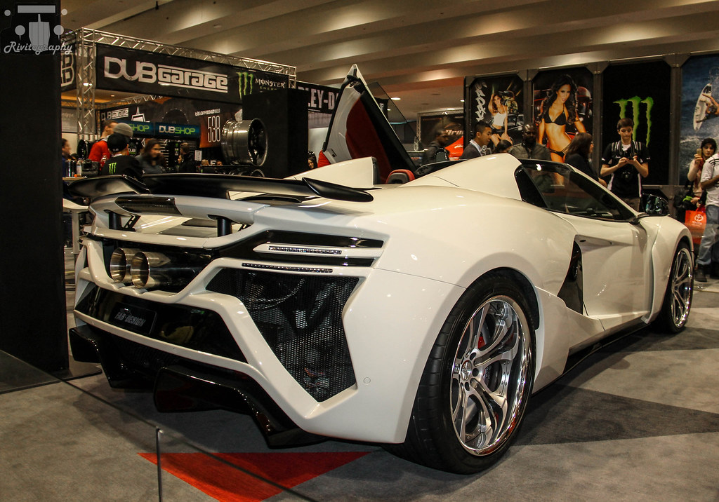 2014 Mclaren 650s Spider Fab Design Vayu Rpr At The 2015
