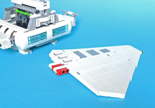 Review 75094 Imperial Shuttle Tydirium Brickset Lego Set Guide