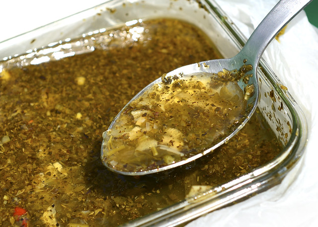 Chimichurri la salsa de los argentinos