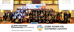 6th Multi-stakeholder Partnership (MSP) Meeting