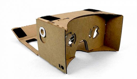 Google for cheap Cardboard is serious