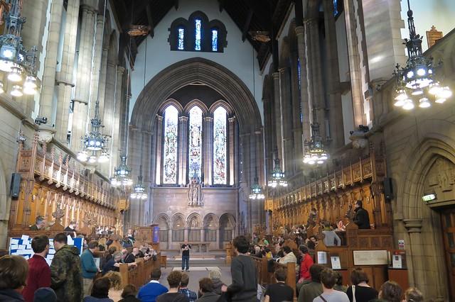 Glasgow University Chapel