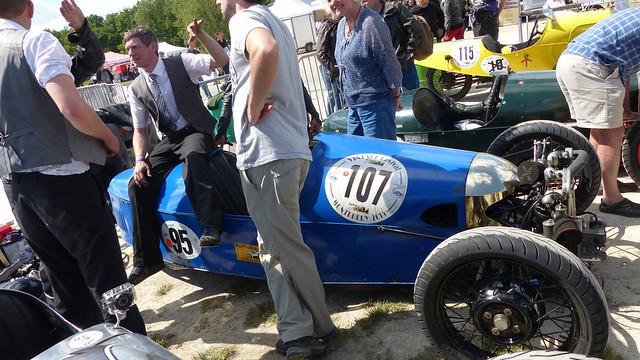 Morgan Jap Racer - Vintage Revival 2015 - Morgan TW racer moteur JAP 17602800656_c3dbd245df_z