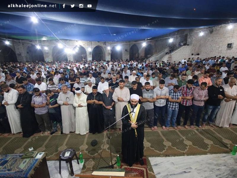 رمضان في غزة  (8)