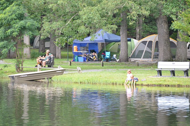 Favorite Campgrounds at Virginia State Parks: Shellie's Picks