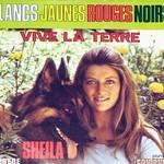 Sheila - Blancs Jaunes Rouges Noirs / Vive la Terre