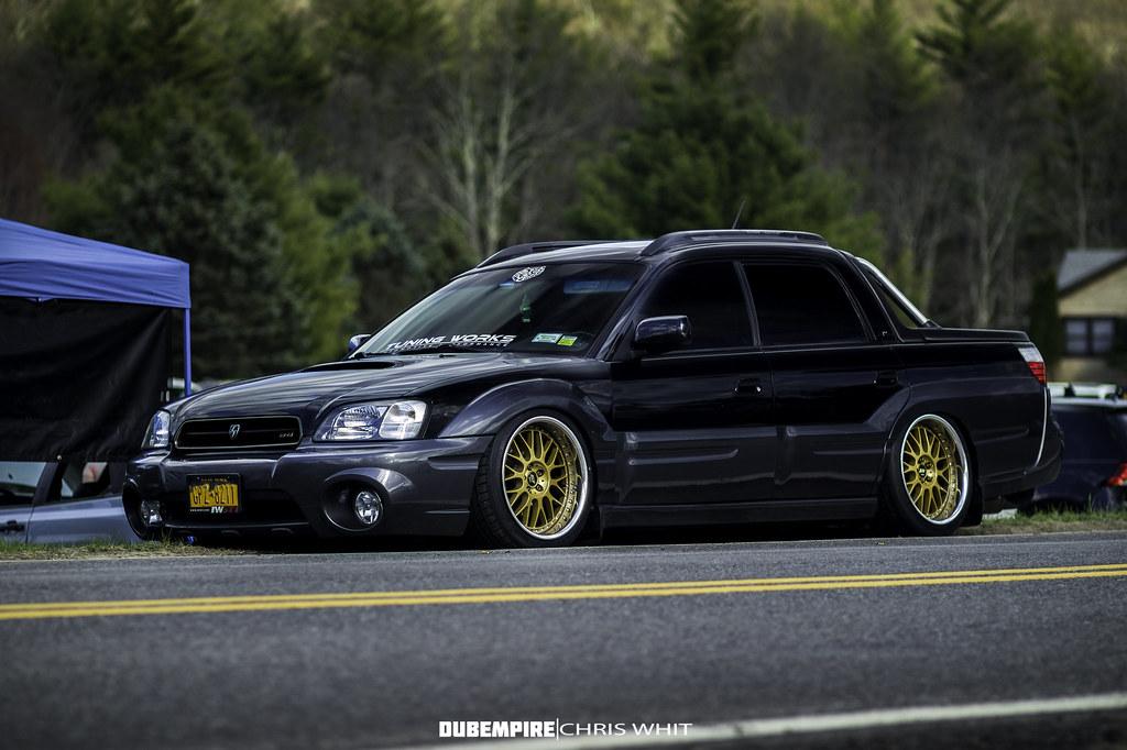 Subaru Baja | @whit_yo | Chris Whitaker | Flickr
