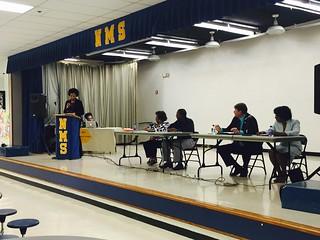 District 2 debate