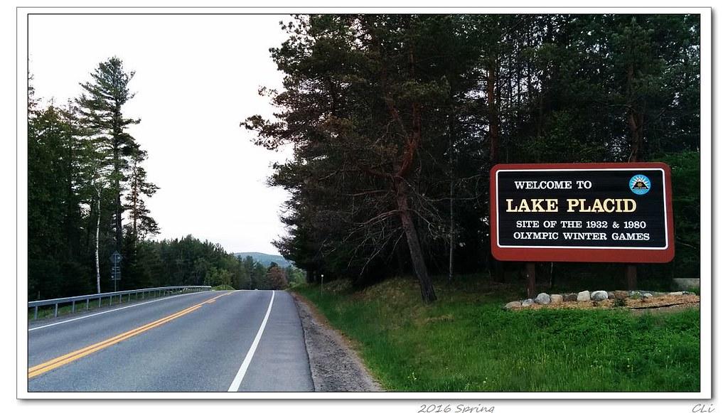 騎車春遊Lake Placid & Cape Cod...禍不單行
